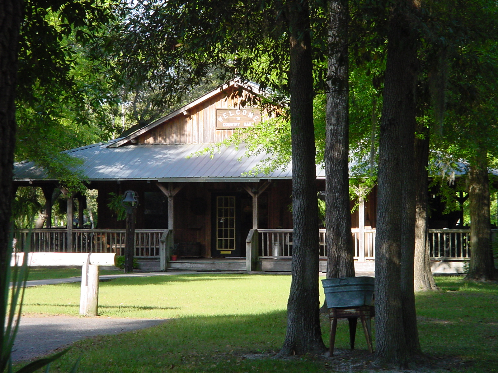 s of Country Oaks Campground